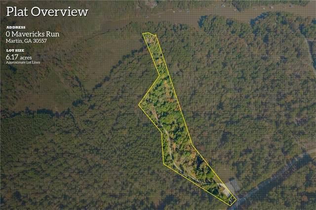 2A Mavricks Run, Martin, GA 30557 (MLS #20233197) :: Lake Life Realty