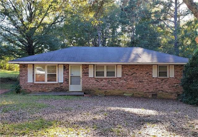 121 Leona Drive, Iva, SC 29655 (MLS #20233208) :: Tri-County Properties at KW Lake Region