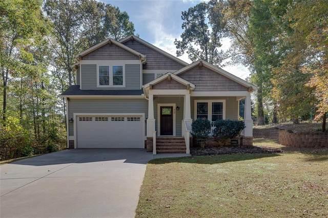 808 Pebble Lane, Anderson, SC 29621 (MLS #20233221) :: Tri-County Properties at KW Lake Region