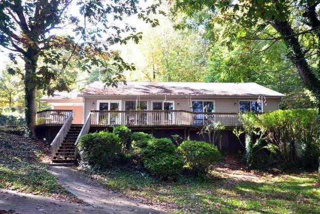 246 Bertha Allen Road, Westminster, SC 29693 (MLS #20233226) :: Tri-County Properties at KW Lake Region