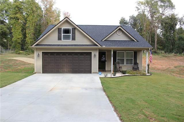 108 Norbert Lane, Anderson, SC 29624 (MLS #20233231) :: Les Walden Real Estate