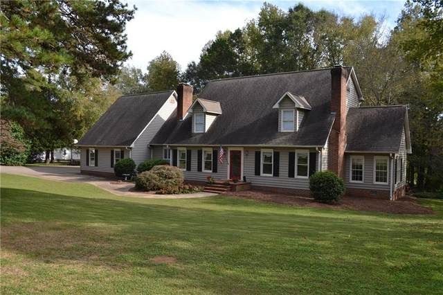 416 Ashley Downs Drive, Anderson, SC 29621 (MLS #20233232) :: Tri-County Properties at KW Lake Region