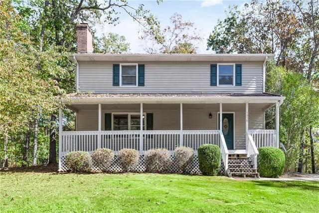 1658 Sequoya Way, Seneca, SC 29672 (MLS #20233241) :: Tri-County Properties at KW Lake Region