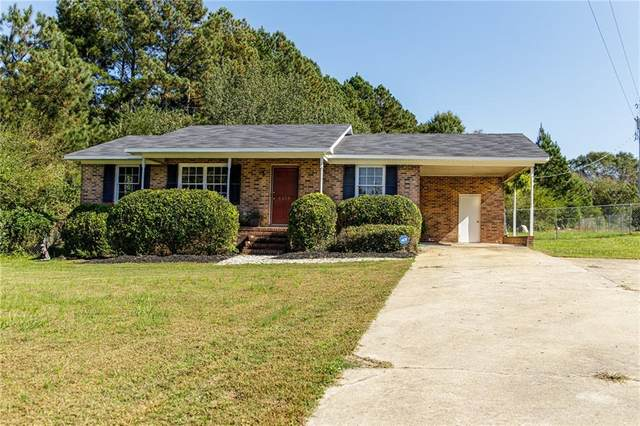 6418 N Highway 28 Highway, Iva, SC 29655 (MLS #20233252) :: The Powell Group