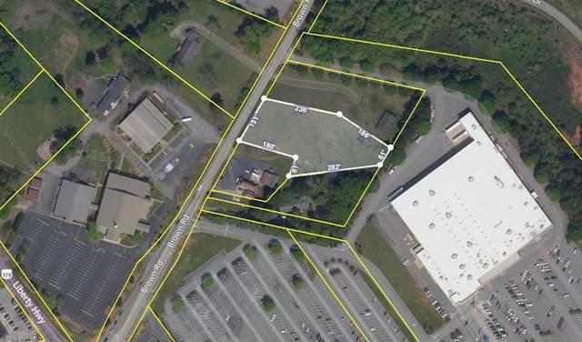 220 Brown Road, Anderson, SC 29621 (MLS #20233265) :: Tri-County Properties at KW Lake Region