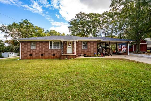 220 Lindsay Road, Seneca, SC 29678 (MLS #20233267) :: Tri-County Properties at KW Lake Region
