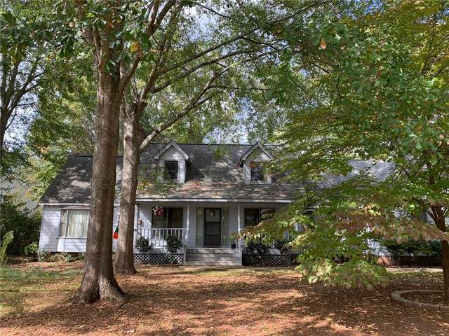 201 Monaco Circle, Clemson, SC 29631 (MLS #20233286) :: Tri-County Properties at KW Lake Region