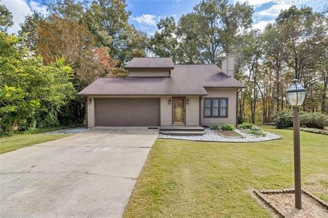 320 Bridgeport Drive, West Union, SC 29696 (MLS #20233287) :: Tri-County Properties at KW Lake Region