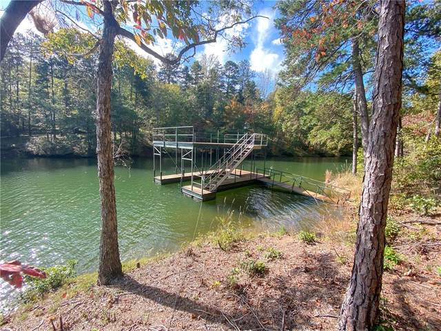 110 Gates Cove Drive, Fair Play, SC 29643 (MLS #20233289) :: The Powell Group