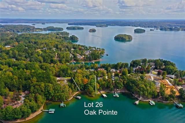 Lot 26 Barnes Road, Seneca, SC 29672 (MLS #20233298) :: Tri-County Properties at KW Lake Region
