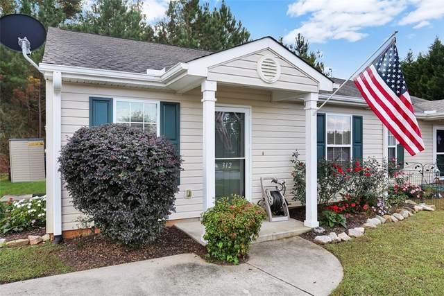 312 Oak Knoll Court, Seneca, SC 29678 (MLS #20233303) :: Les Walden Real Estate