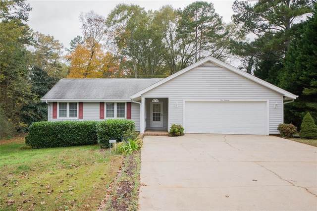 119 Coachman Drive, Anderson, SC 29625 (MLS #20233310) :: Tri-County Properties at KW Lake Region