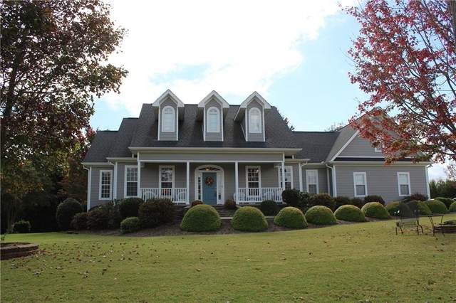 103 Woods Drive, West Union, SC 29696 (MLS #20233313) :: Tri-County Properties at KW Lake Region