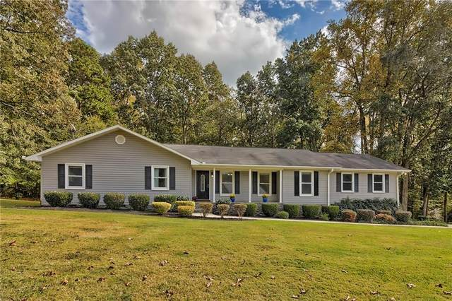 201 Nannies Circle, Williamston, SC 29697 (MLS #20233326) :: The Powell Group