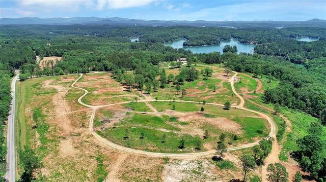 55 acres Sweetwater View Road Road, Seneca, SC 29672 (MLS #20233343) :: The Powell Group