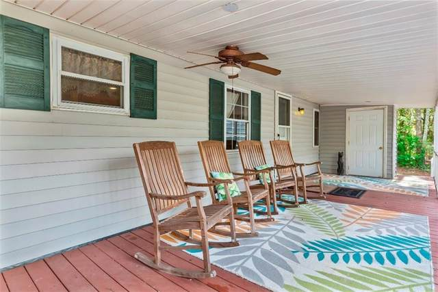 1015 Timber Rock Road, Anderson, SC 29621 (MLS #20233358) :: Tri-County Properties at KW Lake Region