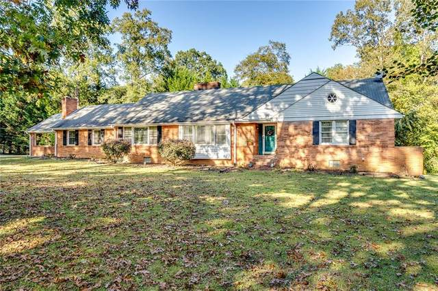 113 Dogwood Drive, Belton, SC 29627 (MLS #20233359) :: Tri-County Properties at KW Lake Region