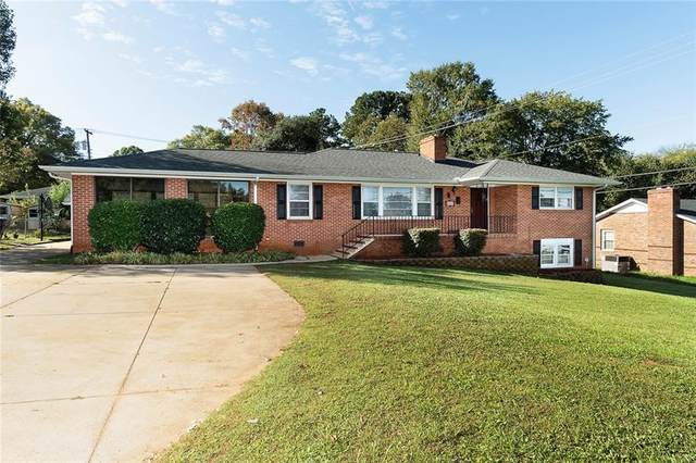 2604 Bellview Road, Anderson, SC 29621 (#20233364) :: J. Michael Manley Team