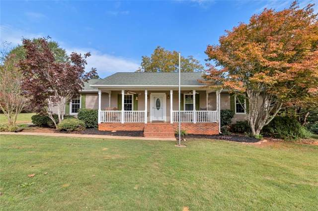 647 Hester Store Road, Easley, SC 29640 (MLS #20233367) :: The Powell Group