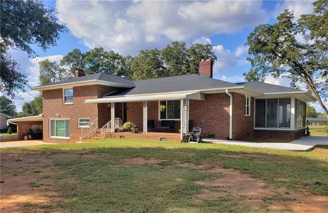 1402 Anderson Drive, Williamston, SC 29697 (MLS #20233371) :: The Powell Group