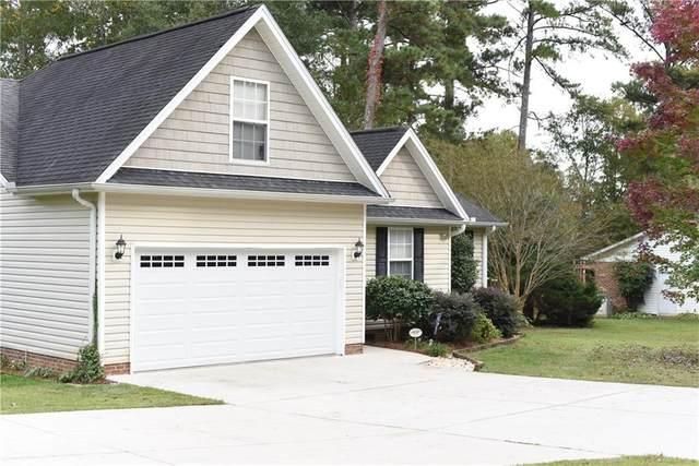614 Blume Road, Anderson, SC 29621 (MLS #20233388) :: Les Walden Real Estate