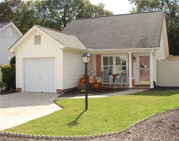 126 Londonberry Drive, Anderson, SC 29621 (MLS #20233397) :: The Powell Group