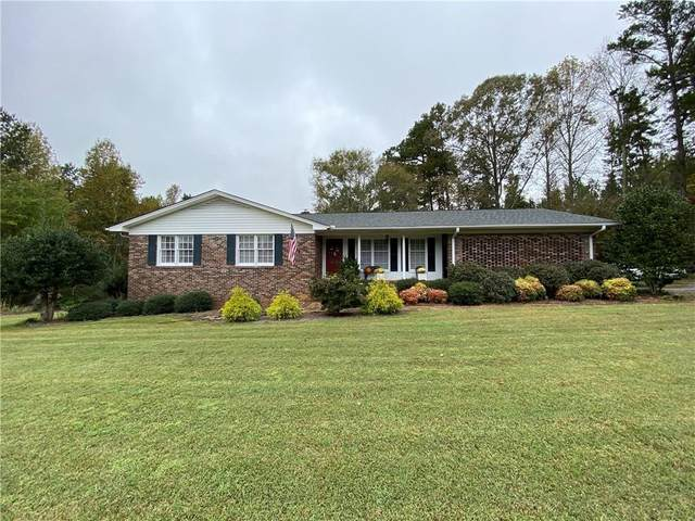 345 Mountain Springs Road, West Union, SC 29696 (MLS #20233402) :: Les Walden Real Estate