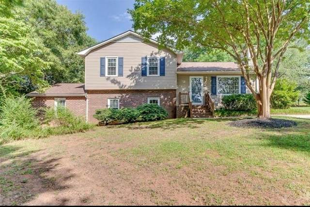107 Quail Circle, Central, SC 29630 (MLS #20233408) :: Tri-County Properties at KW Lake Region