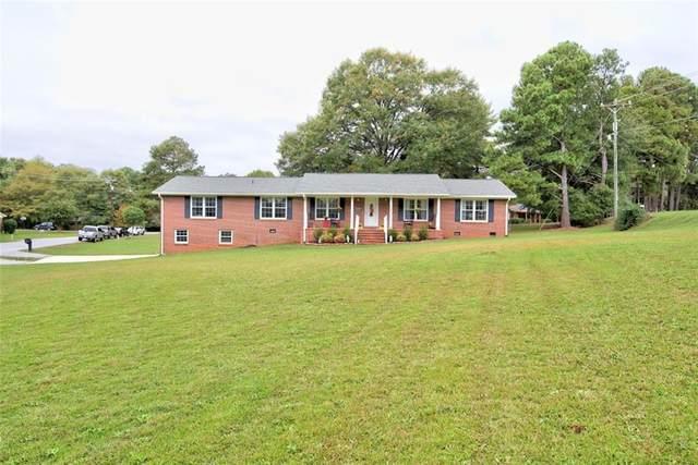 100 Wedgewood Drive, Anderson, SC 29621 (MLS #20233435) :: Les Walden Real Estate