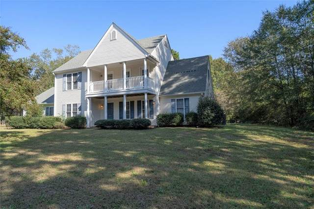 305 Berkeley Drive, Clemson, SC 29631 (MLS #20233463) :: Tri-County Properties at KW Lake Region