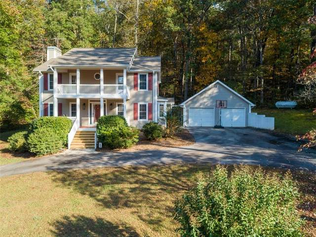 208 Paramount Drive, Six Mile, SC 29682 (MLS #20233467) :: Tri-County Properties at KW Lake Region