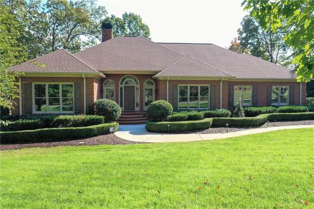 1002 Thornehill Drive, Anderson, SC 29621 (#20233470) :: Expert Real Estate Team
