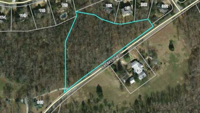00 Clemson Street, Clemson, SC 29631 (MLS #20233474) :: Tri-County Properties at KW Lake Region