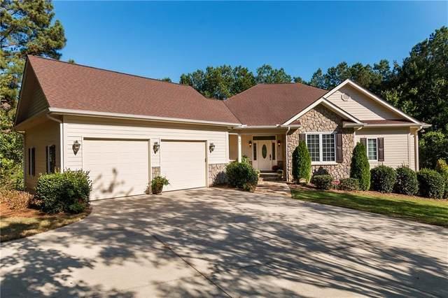 901 Lakecrest Drive, Seneca, SC 29672 (#20233496) :: Expert Real Estate Team