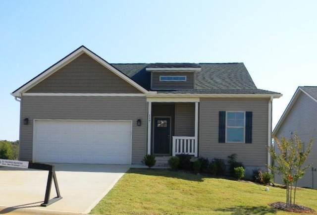 117 Homeplace Drive, Pendleton, SC 29670 (MLS #20233504) :: Tri-County Properties at KW Lake Region