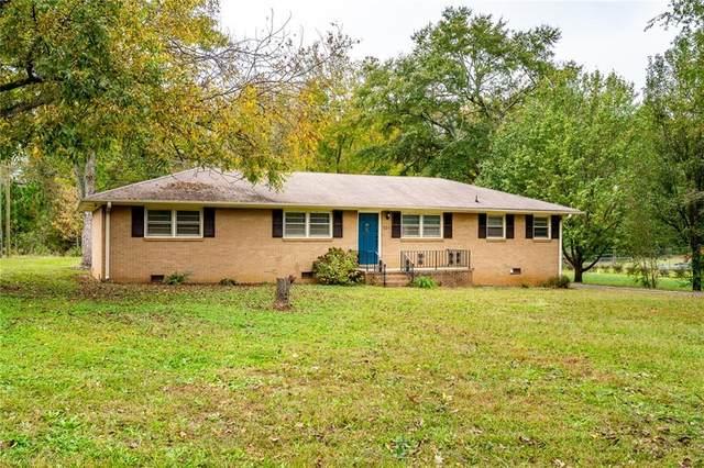 121 Rhodehaven Drive, Anderson, SC 29625 (MLS #20233518) :: Tri-County Properties at KW Lake Region