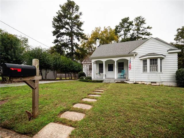 328 Moultrie Square, Anderson, SC 29621 (MLS #20233527) :: Tri-County Properties at KW Lake Region