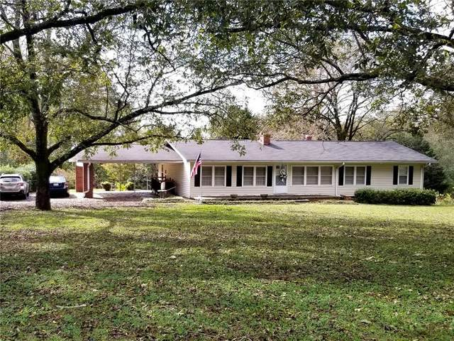 1460 S Walnut Street, Seneca, SC 29678 (MLS #20233546) :: Tri-County Properties at KW Lake Region