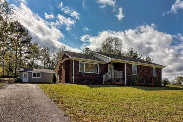 180 Chastain Road, Central, SC 29630 (MLS #20233577) :: The Powell Group