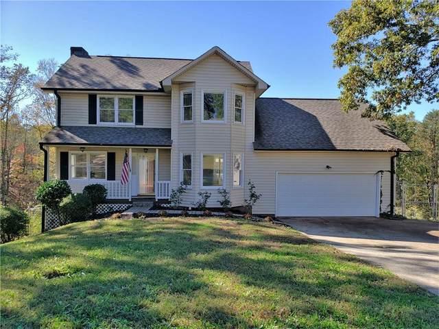 1240 Green Fern Drive, Greenville, SC 29611 (MLS #20233580) :: Tri-County Properties at KW Lake Region