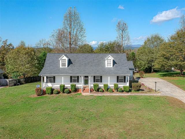 209 Elise Drive, Pickens, SC 29671 (MLS #20233619) :: The Powell Group