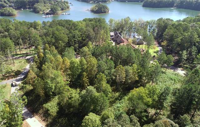 lot 112 Harbor Ridge Road, Seneca, SC 29672 (MLS #20233634) :: Lake Life Realty
