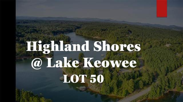 Lot 50 Highlands Ridge Rd Lot 50 Road, Salem, SC 29676 (#20233658) :: Expert Real Estate Team