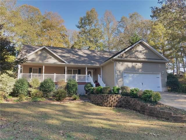 813 White Oak Hill Drive, Seneca, SC 29678 (MLS #20233661) :: Tri-County Properties at KW Lake Region
