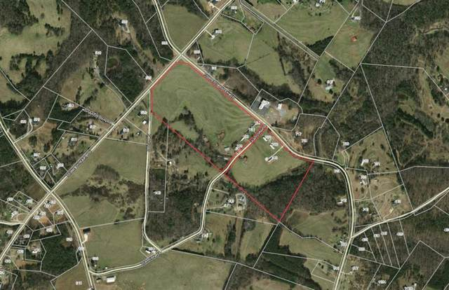 118 Watson Road, Pickens, SC 29671 (MLS #20233677) :: The Powell Group