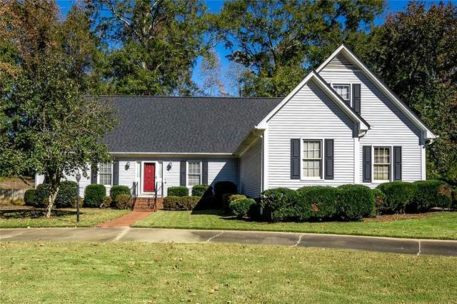 511 Brittany Park Drive, Anderson, SC 29621 (MLS #20233706) :: Tri-County Properties at KW Lake Region