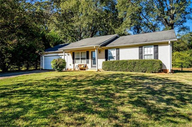 1008 Kings Mill Court, Anderson, SC 29621 (MLS #20233743) :: Tri-County Properties at KW Lake Region