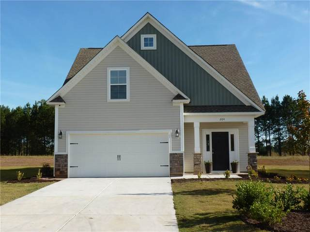 204 Press Way, Pendleton, SC 29670 (#20233745) :: Expert Real Estate Team