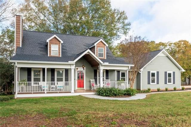 219 Devon Way, Anderson, SC 29621 (MLS #20233758) :: Tri-County Properties at KW Lake Region