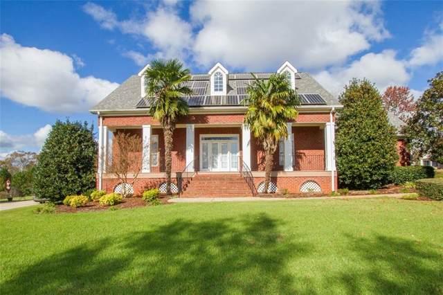 1009 N Shore Drive, Anderson, SC 29625 (#20233768) :: Expert Real Estate Team